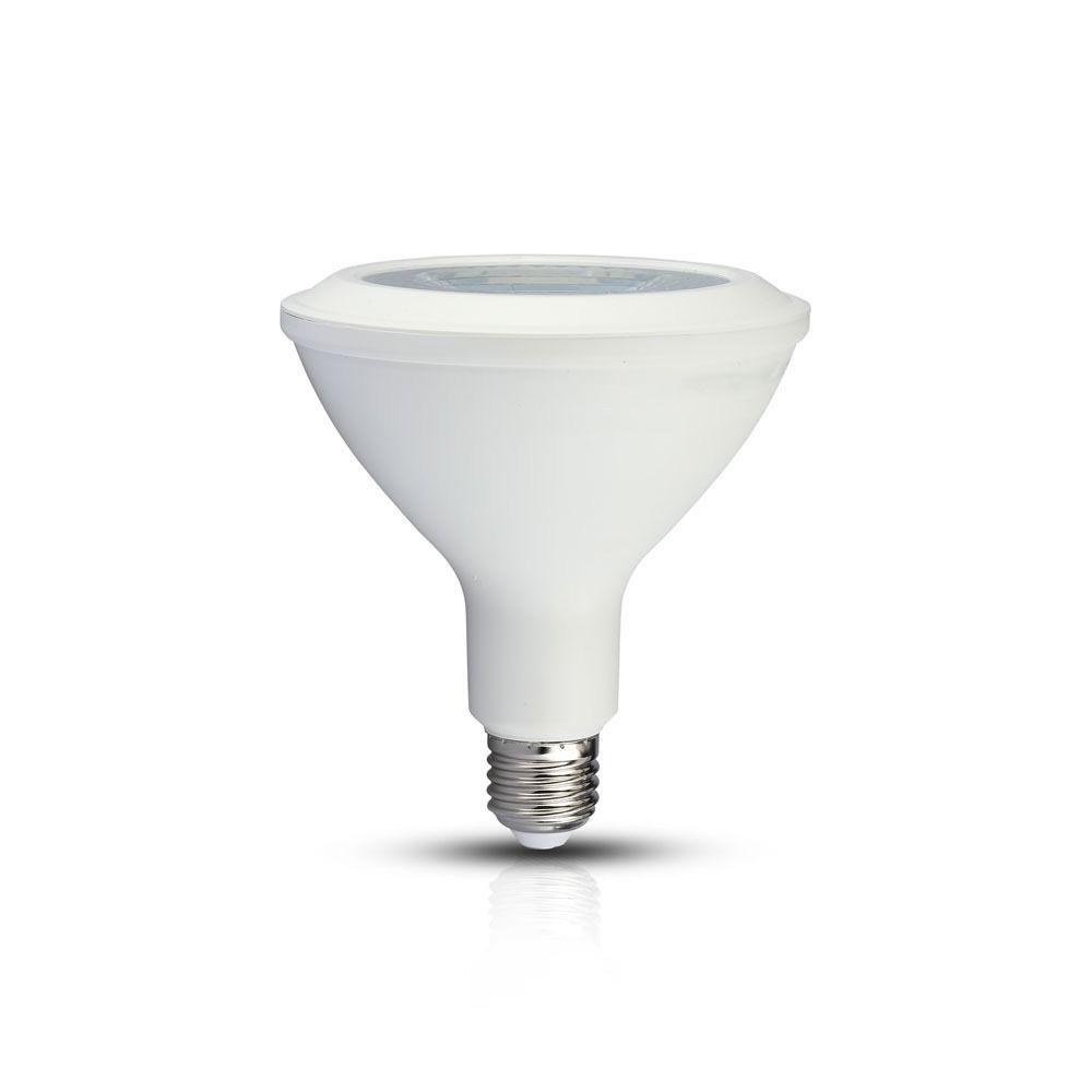 Bec LED 14W, E27, PAR38, Plastic, Lumina Naturala 4000K - CHIP SAMSUNG
