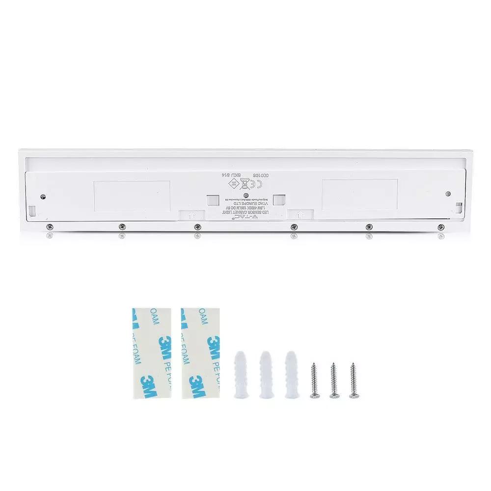 Lampa LED Cabinet 1.5W cu Senzor, Lumina Naturala cip Samsung