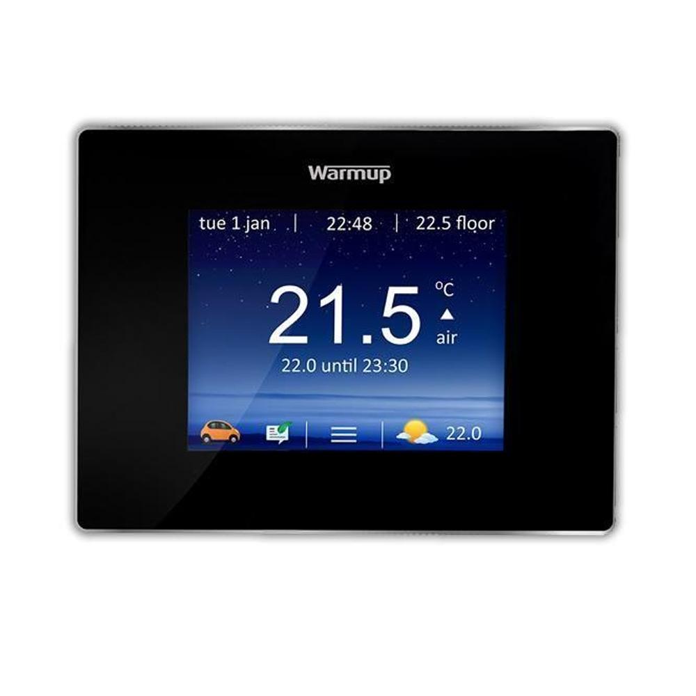 Termostat WI-FI Programabil 4IE, 16Amp, Portelan