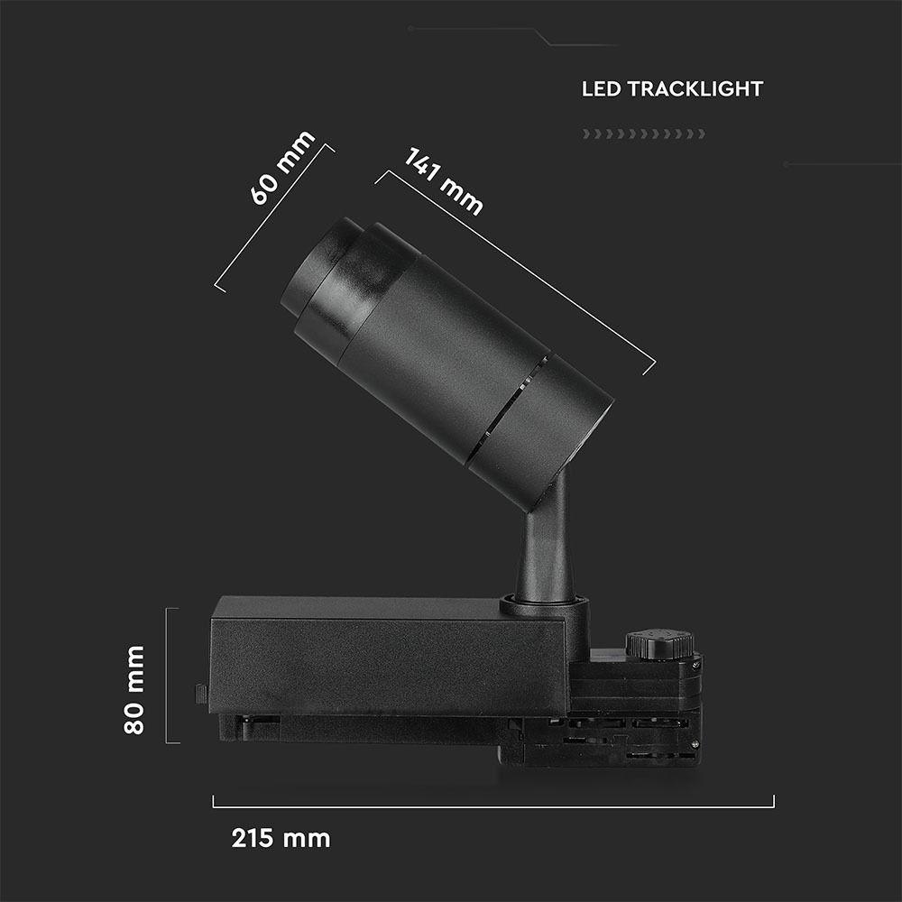 Proiector LED 15W pe Sina cu Control prin Bluetooth 3 în 1, Schimbare Temperatura de Culoare