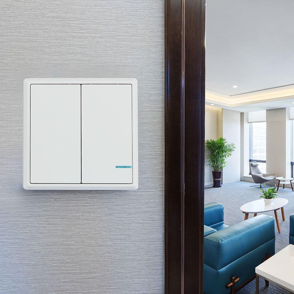 Intrerupator Dublu Wireless