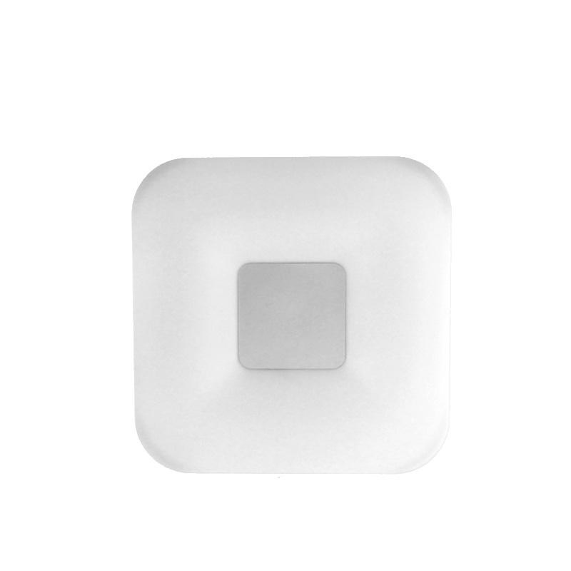 Aplica LED Slim Patrata 40W, Lumina Naturala 4000K