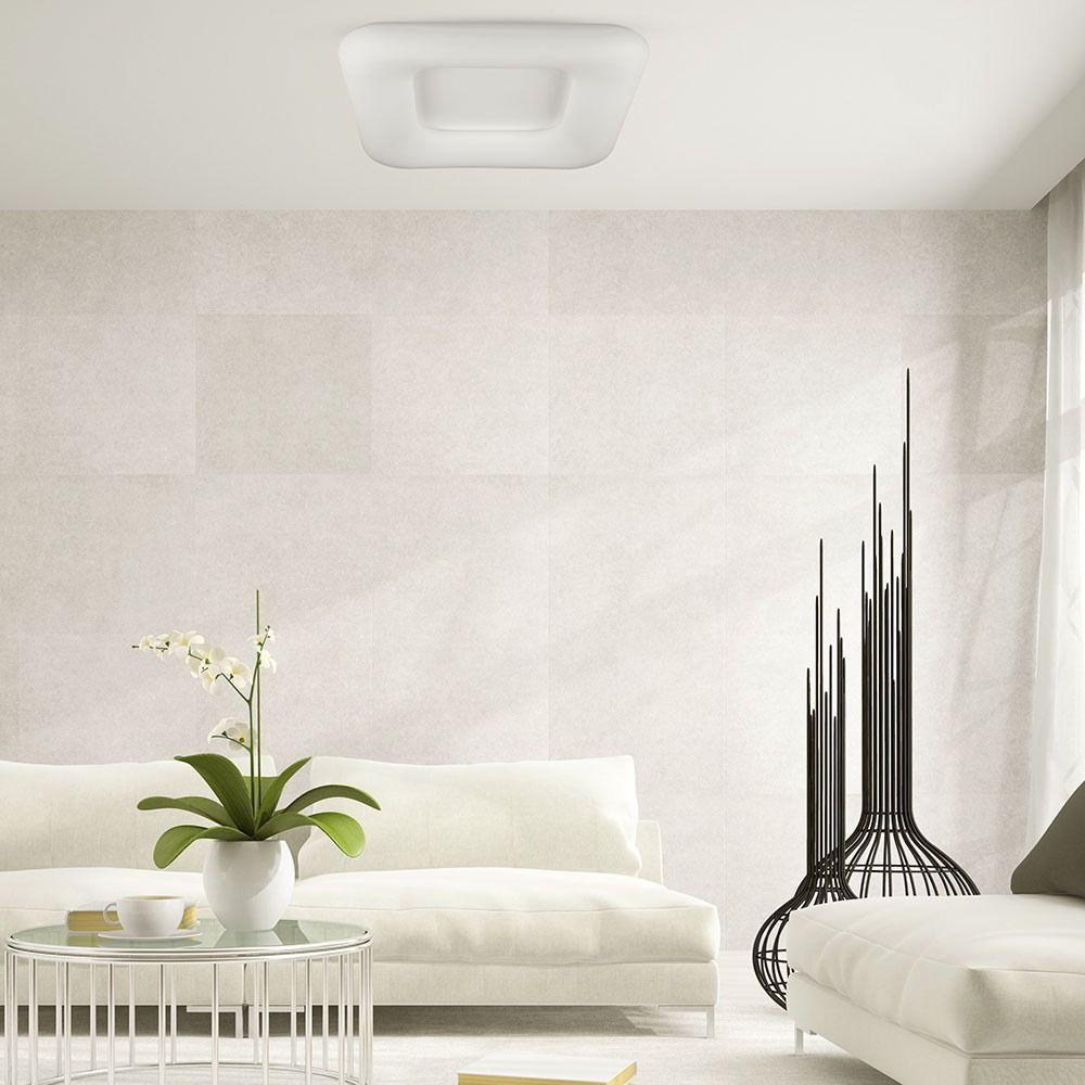 Aplica LED Patrata 42W, Dimabila cu Schimbare Temperatura de Culoare