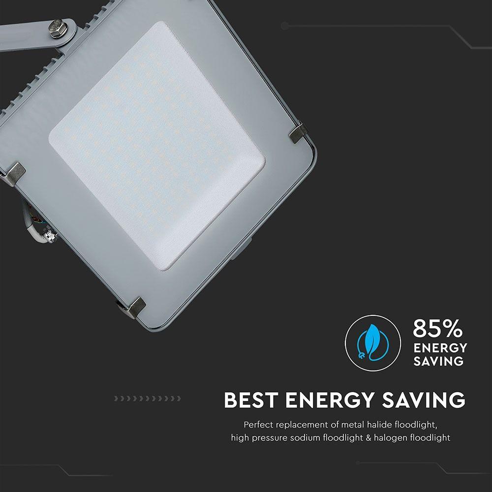 Proiector LED 300W cu CIP SAMSUNG, Corp Gri, Lumina Rece