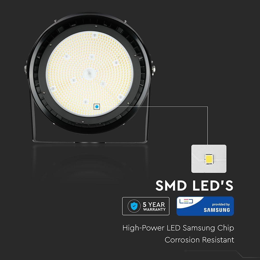 Proiector LED 500W pentru Teren de Sport, Driver Meanwell si Cip Samsung, Dimabil