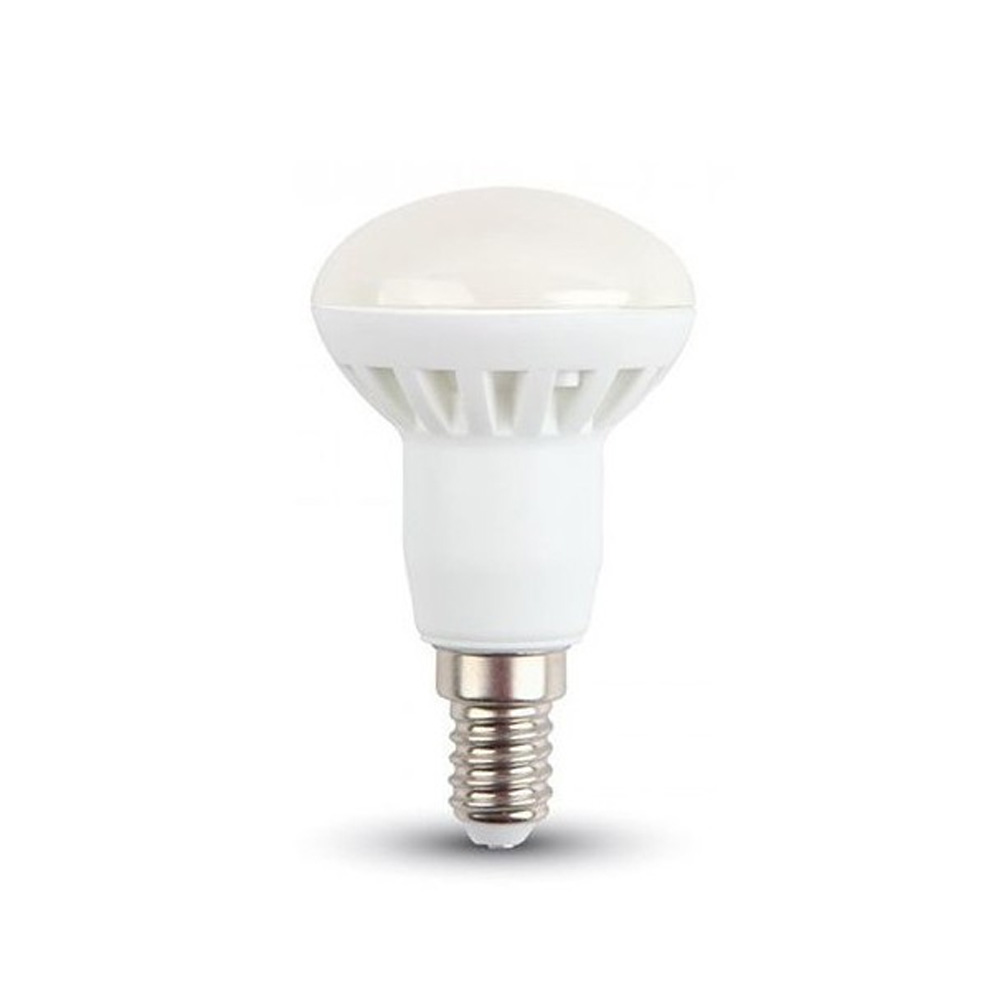Bec LED 6W, 400LM, E14, R50, Lumina Naturala 4000K