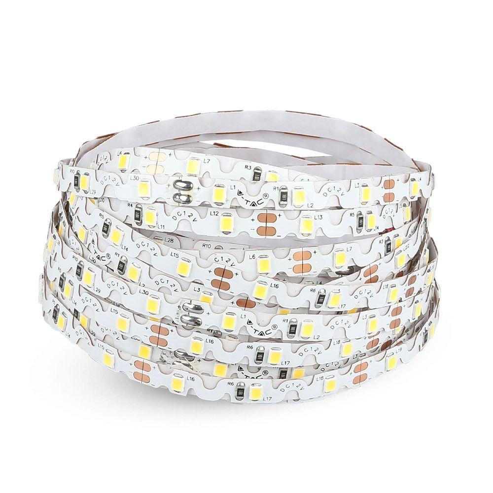 Banda LED SMD 2835, 3.6 W/m 60LED/M, 12V, IP20, Lumina Naturala 4000K