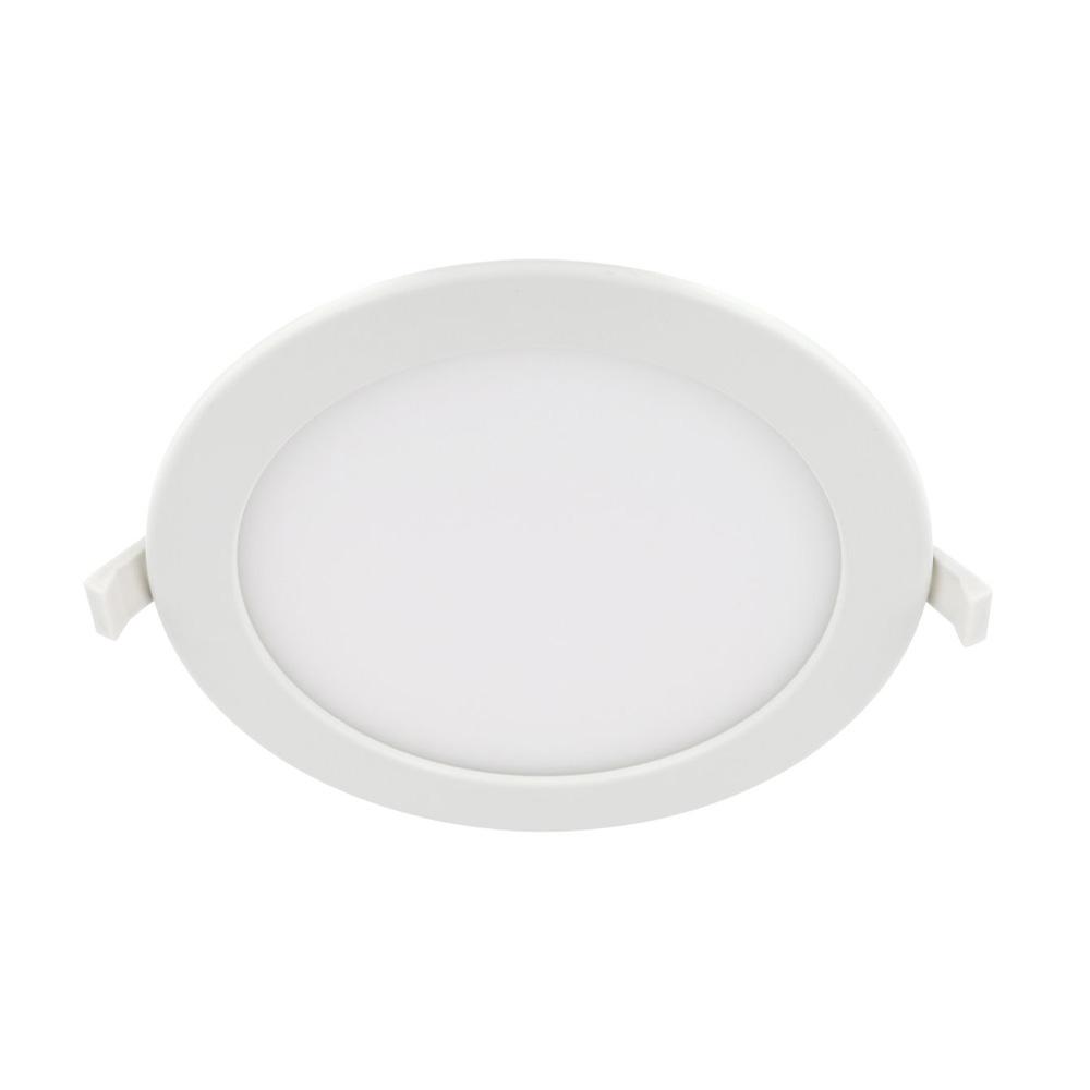 Panou LED Slim Incastrat 18W, 1450LM, Lumina Naturala 4000K, RONDO II