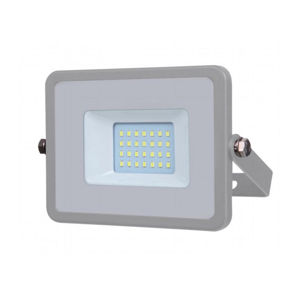 Proiector LED 10W, Corp Gri, Lumina Calda - CIP SAMSUNG
