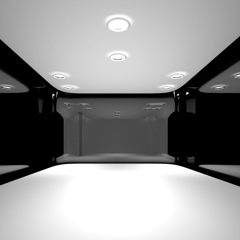 Spot LED 10W, Orientabil, Lumina Rece (6400K) Cip SAMSUNG