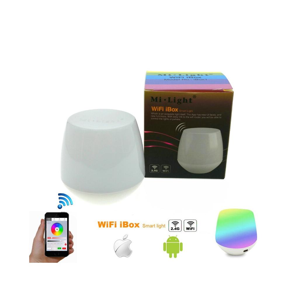 Wi-Fi iBOX, RGB