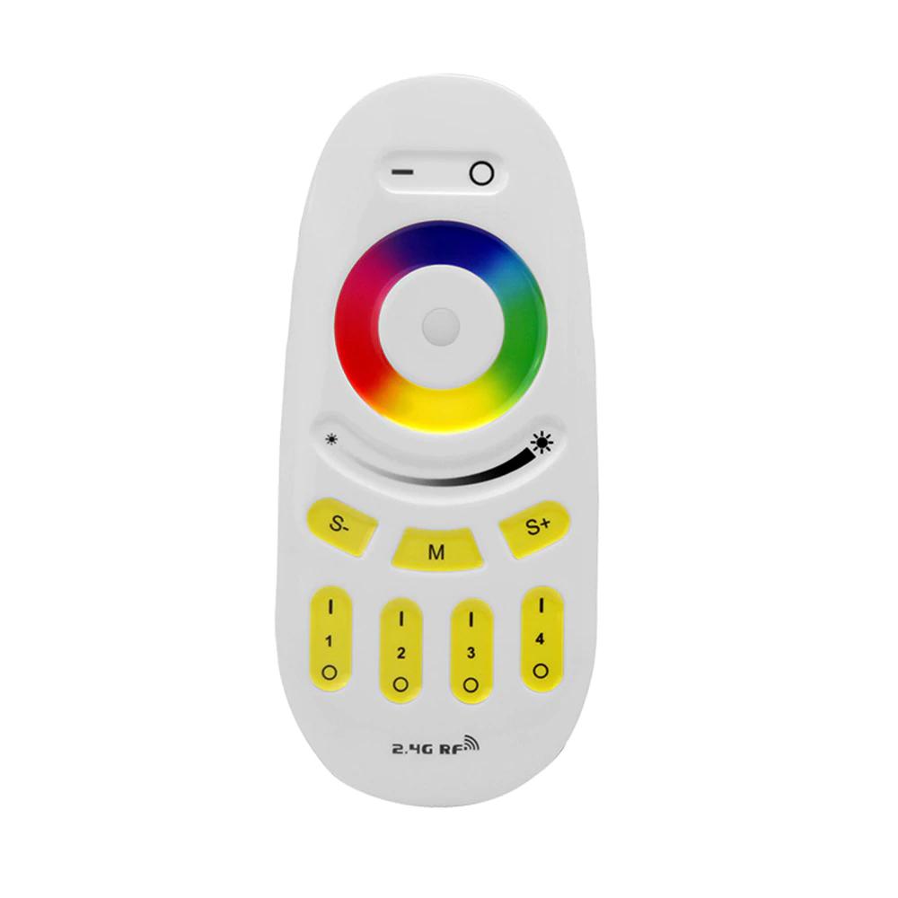 Telecomanda Touch cu 4Zone RGB/RGBW, 2.4GHz RF