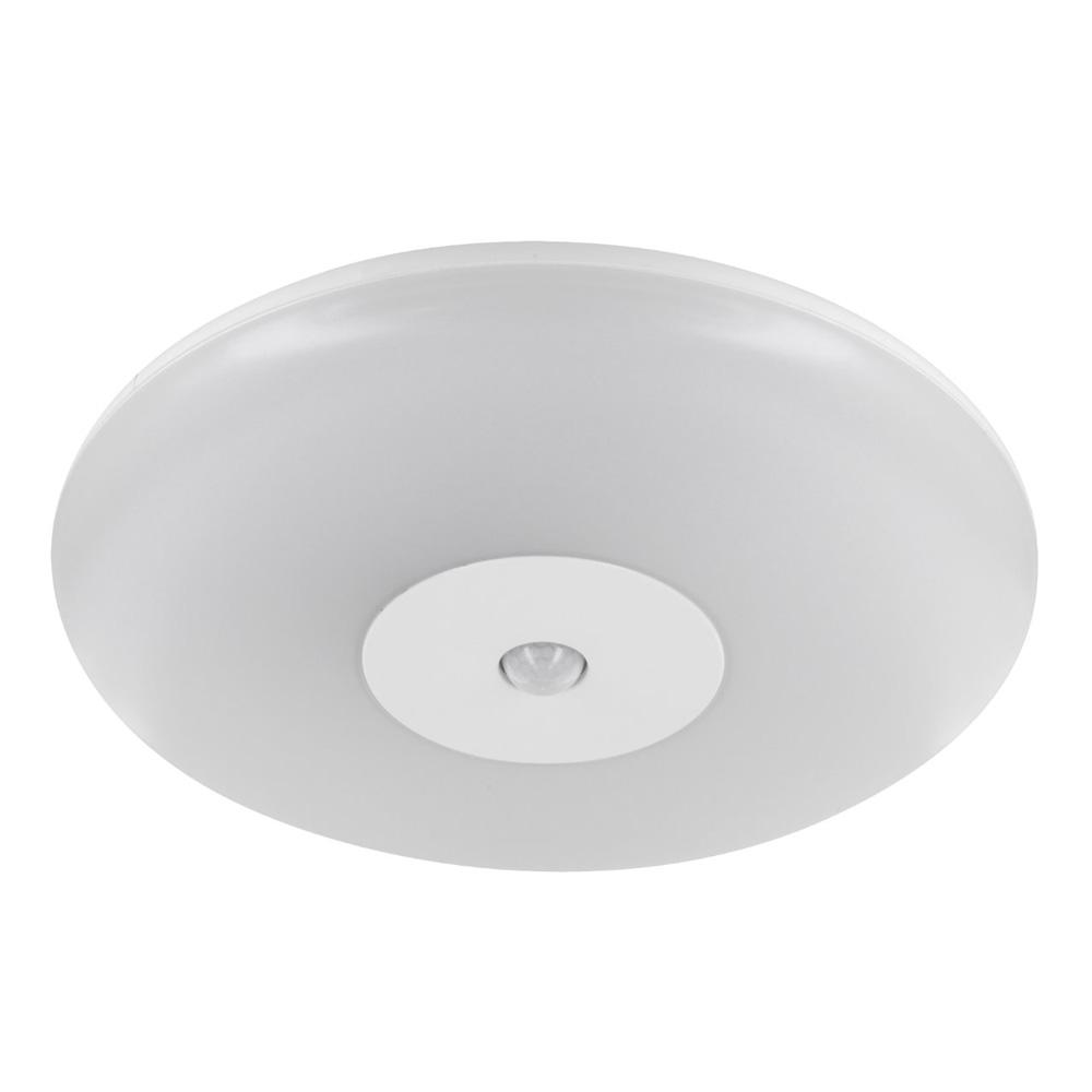 Aplica LED cu Senzor PIR 15W, 960LM, IP44, Lumina Naturala 4000K