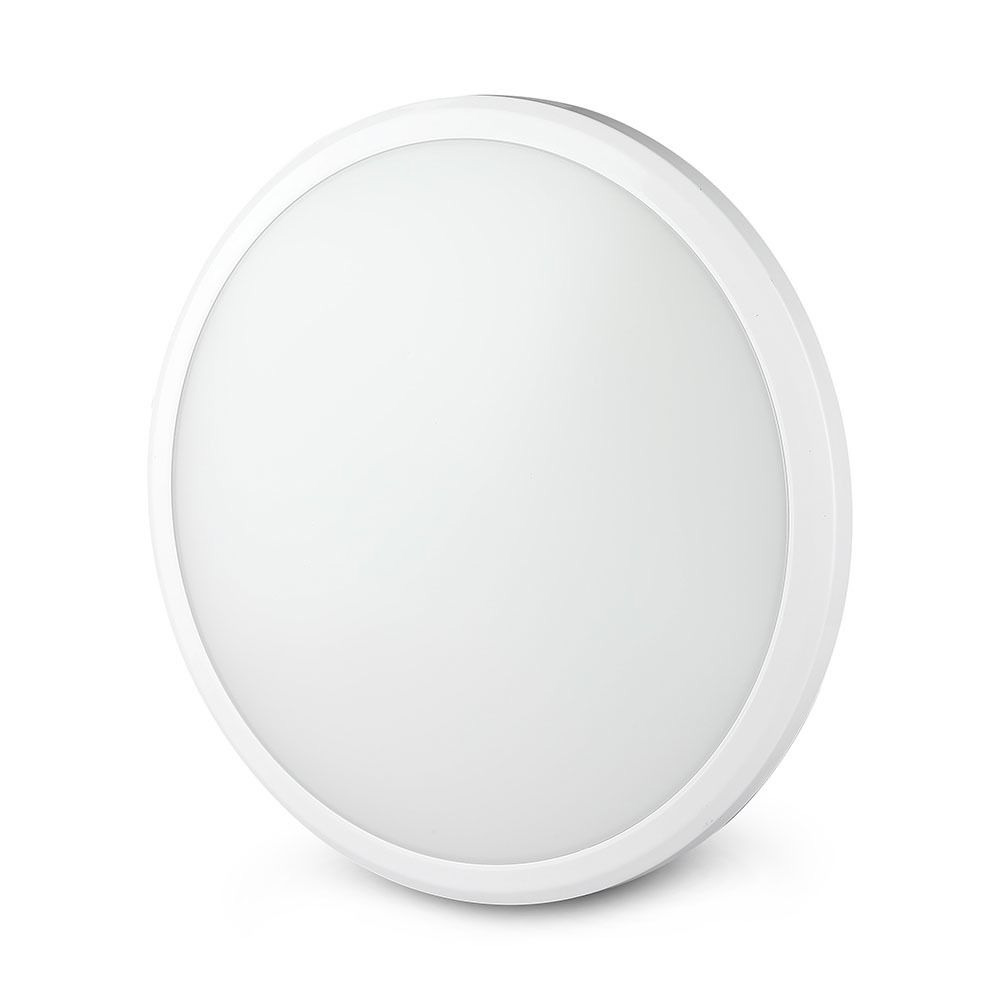 Plafoniera LED Slim 12W, IP65, Lumina Naturala 4000K, Cip SAMSUNG