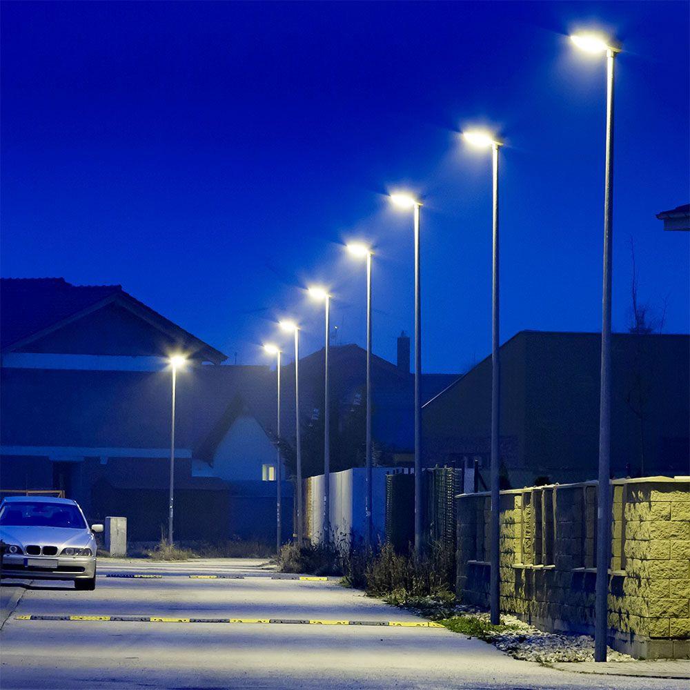 Lampa Stradala LED 120W, Chip SAMSUNG, Lumina Rece 6400K