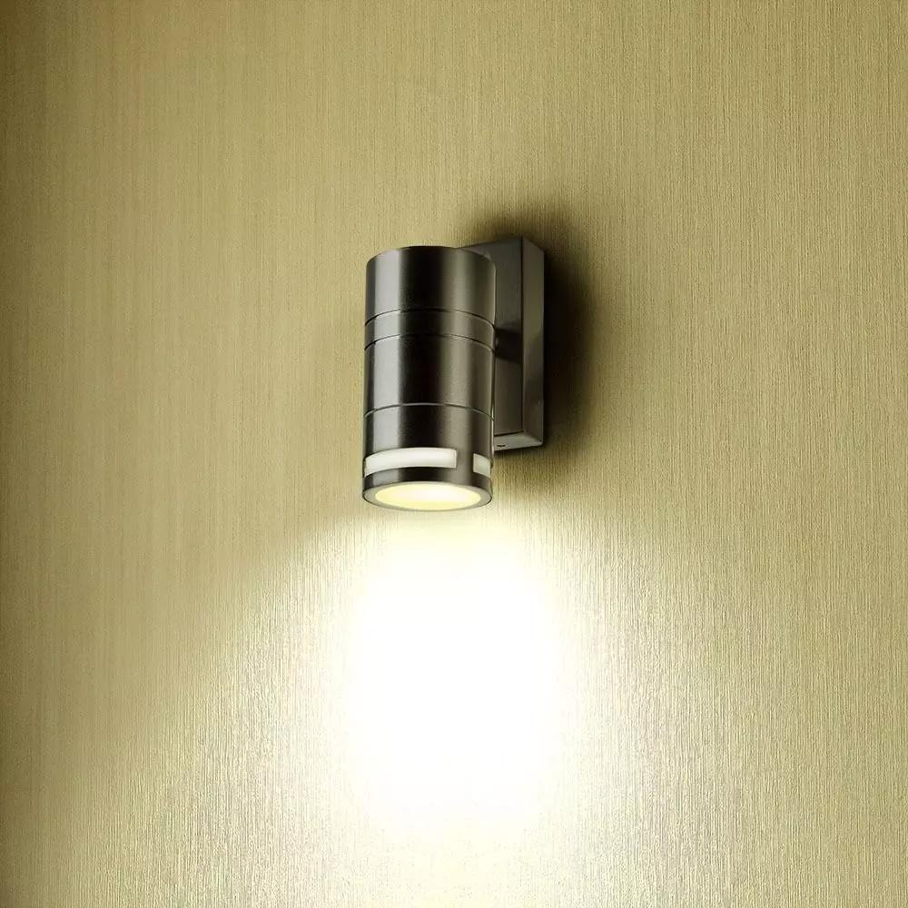Suport de Perete din Otel cu Soclu GU10, IP44