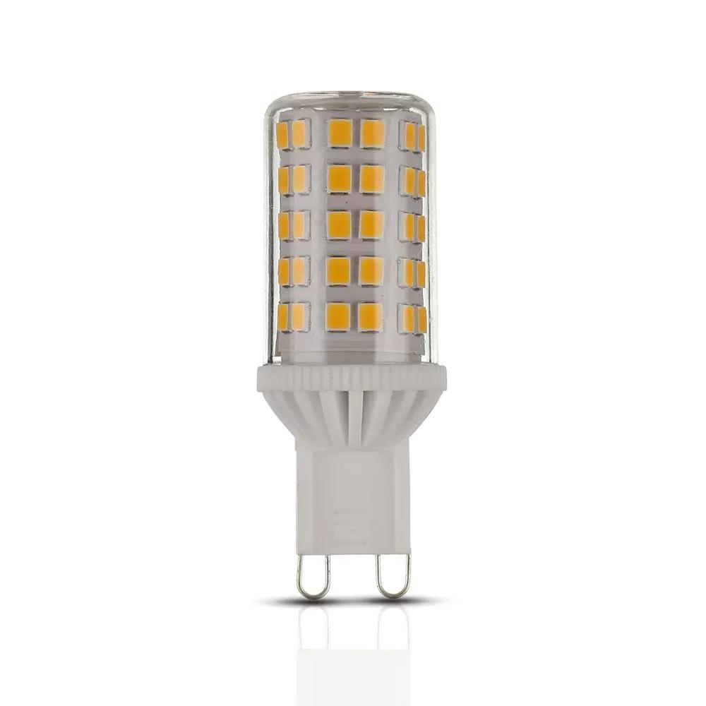 SPOT LED 5W, G9, DIMABIL, PLASTIC, LUMINA NATURALA 4000K