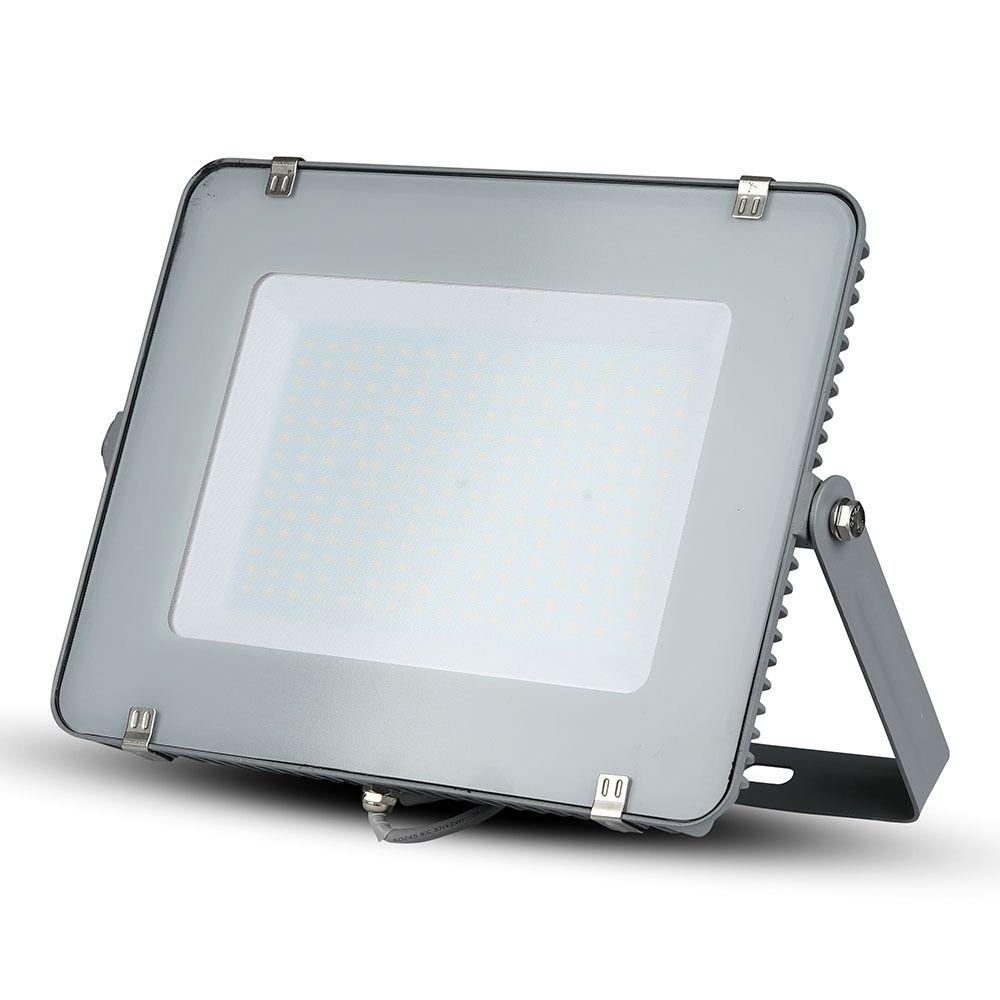 Proiector LED 300W, Corp Gri, Lumina Naturala, IP65 cu CIP SAMSUNG