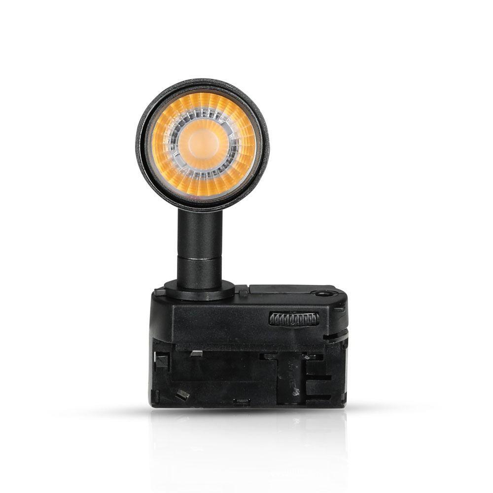 Proiector pe sina cu LED 15W, Corp Negru, Lumina Naturala  CIP SAMSUNG