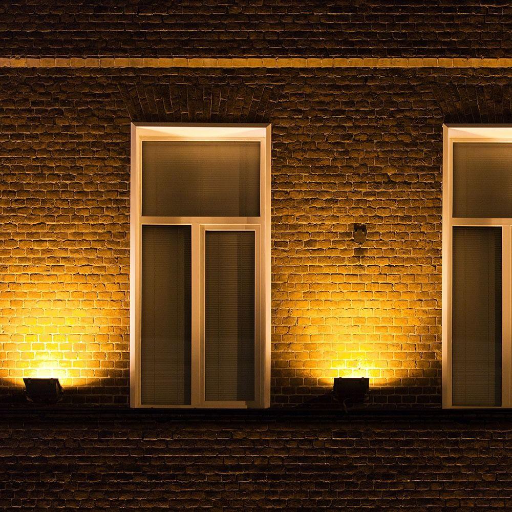 Proiector LED 30W, Corp Negru, Lumina Naturala CIP SAMSUNG