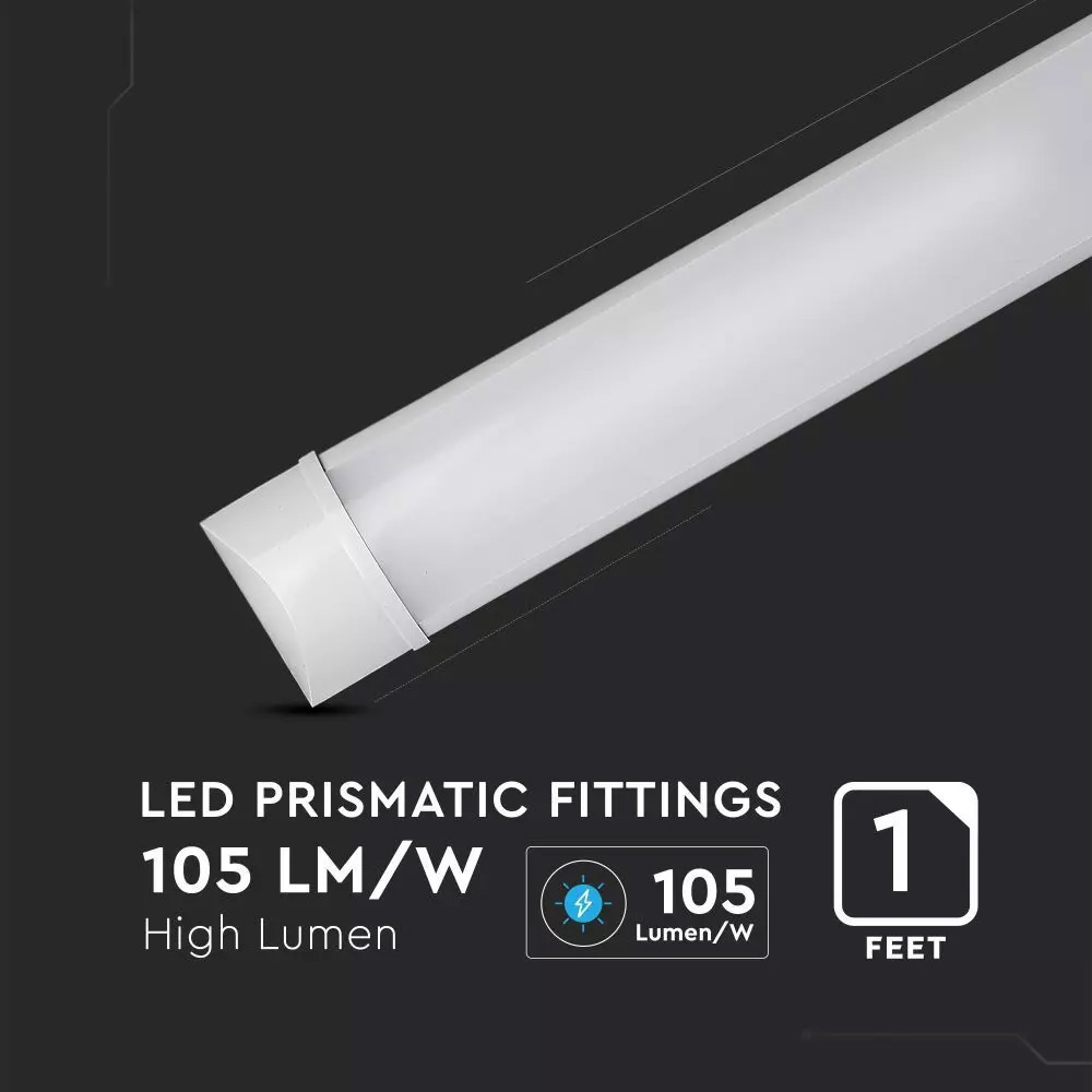 Lampa LED 40W, 120cm, 120LM/WATT, Lumina Calda (3000K) cu Cip Samsung