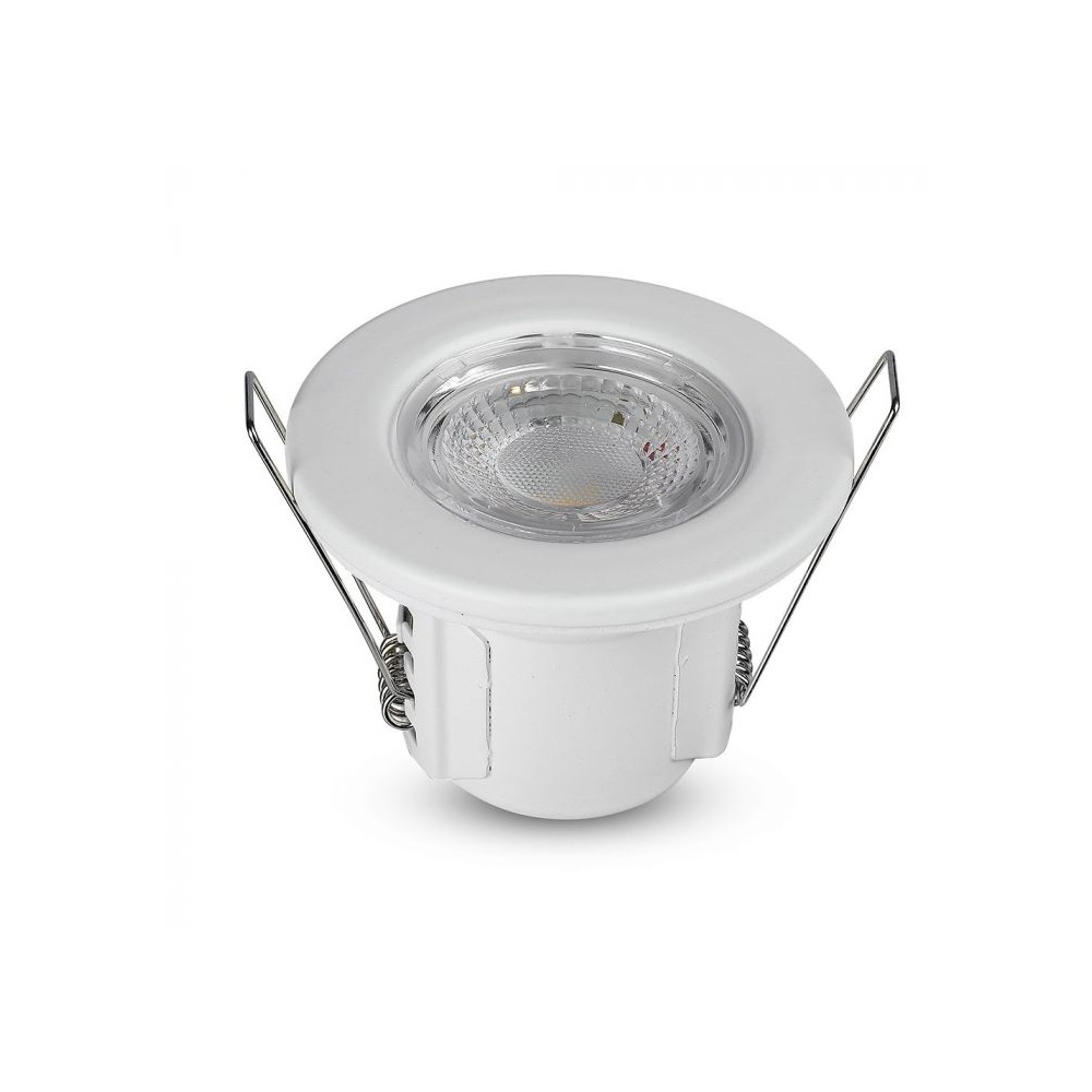 Spot LED 5W, Ignifug, Lumina Calda (3000K) Cip SAMSUNG