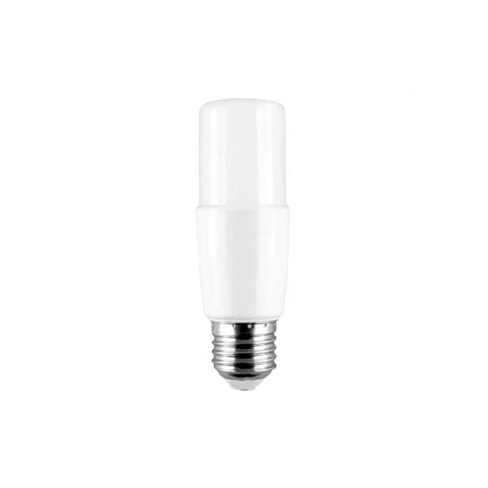 Bec LED 8W, E27, T37, Lumina Calda 3000K cu CIP SAMSUNG