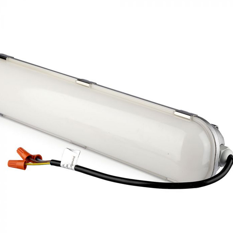Lampa Liniara LED IMPERMEABILA 70W, 150cm, IP65, Lumina Rece (6400K), cu CIP SAMSUNG