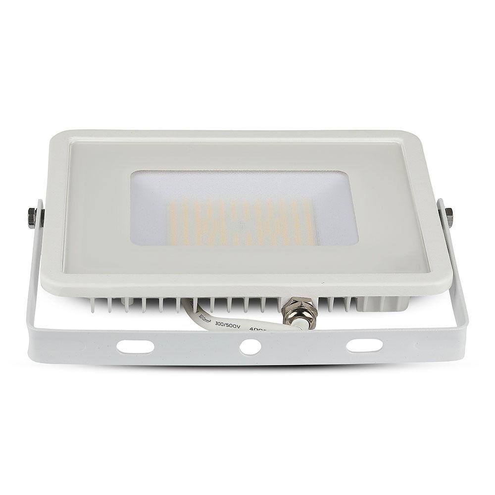 Proiector LED SMD 50W, Cip SAMSUNG, Slim, 4000K, 120 Lumeni/W