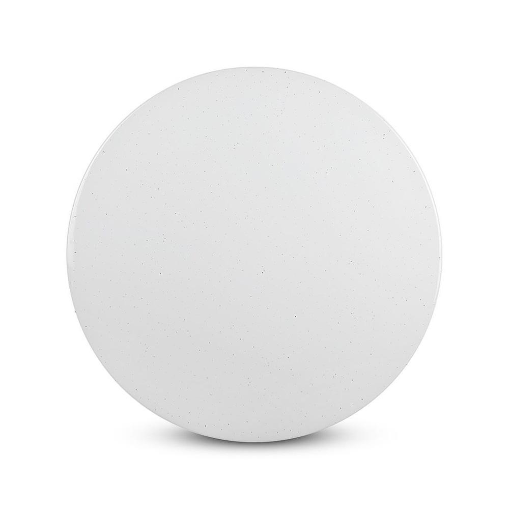Aplica LED Rotunda 18W, CCT:3 in 1, Dispersor Instelat