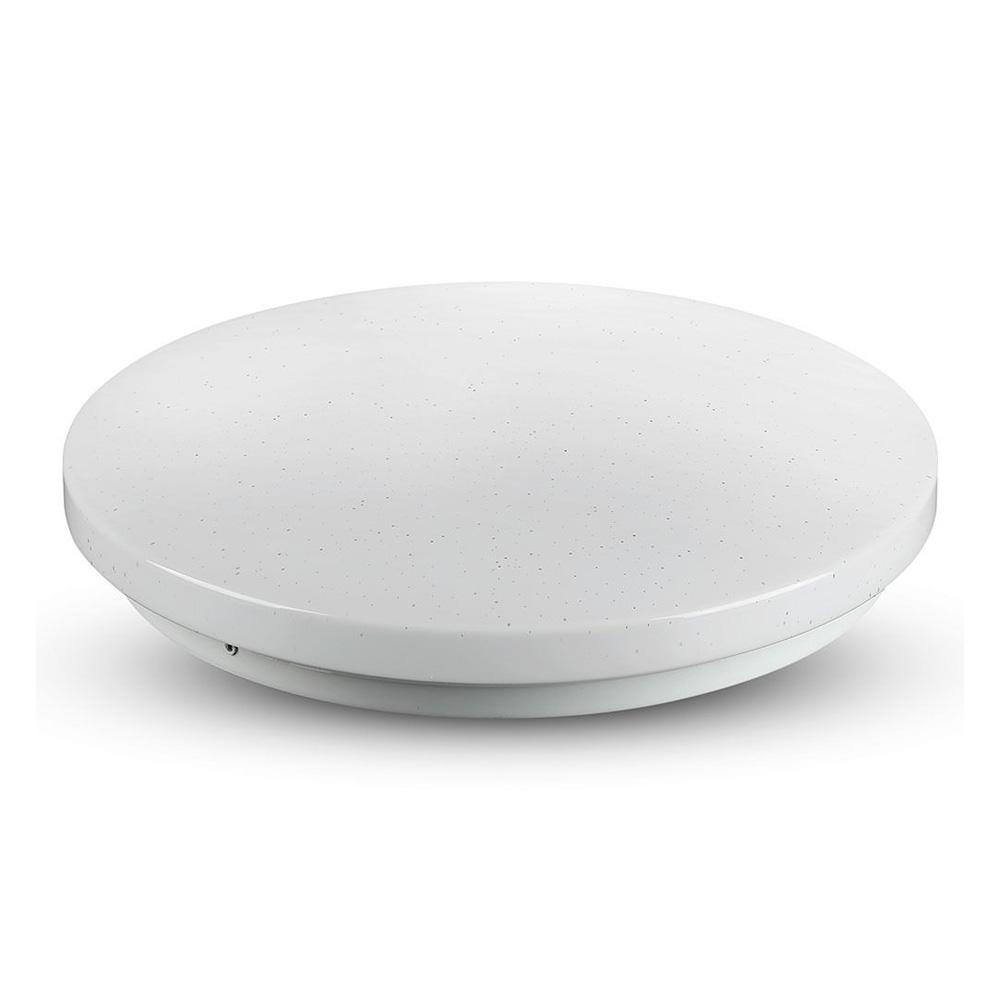 Aplica LED Rotunda 24W, CCT: 3 in 1, Dispersor Instelat