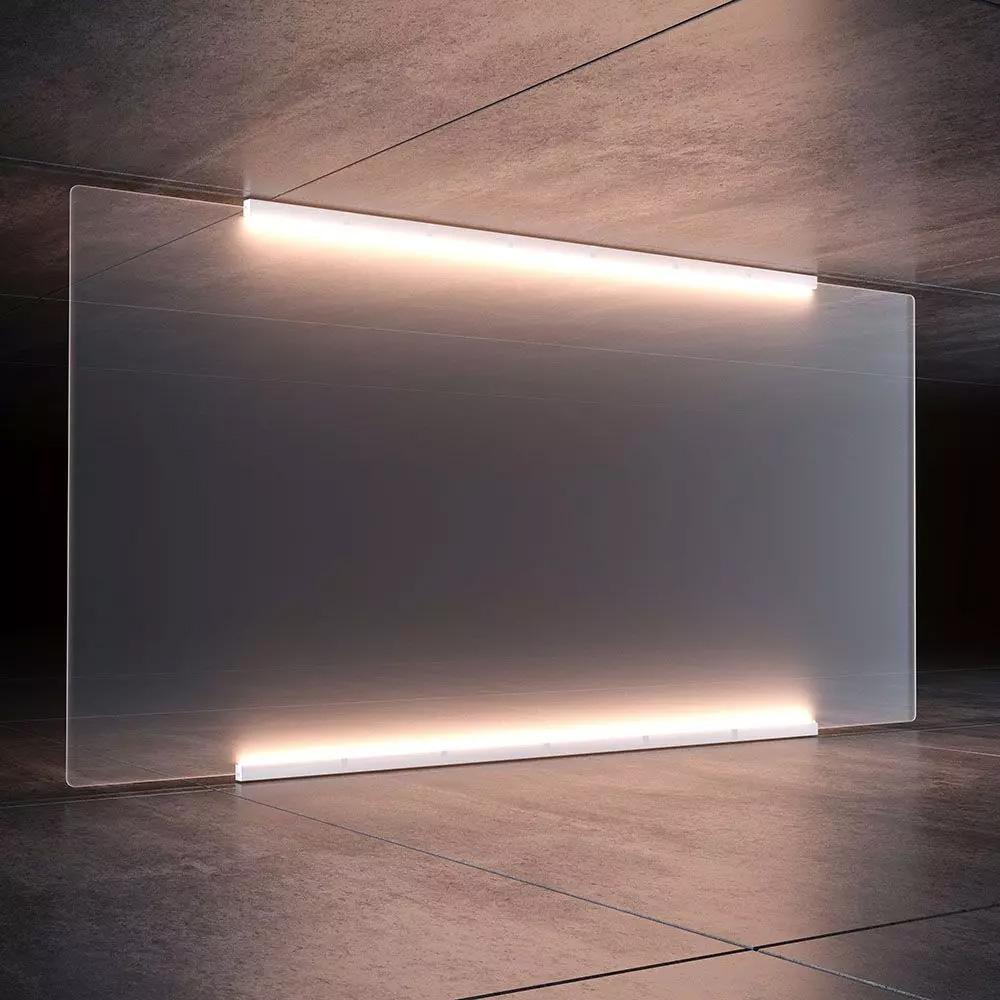 Lampa LED T5 7W, model Batten Fitting, 60cm, Lumina Rece (6400K) cu Chip SAMSUNG