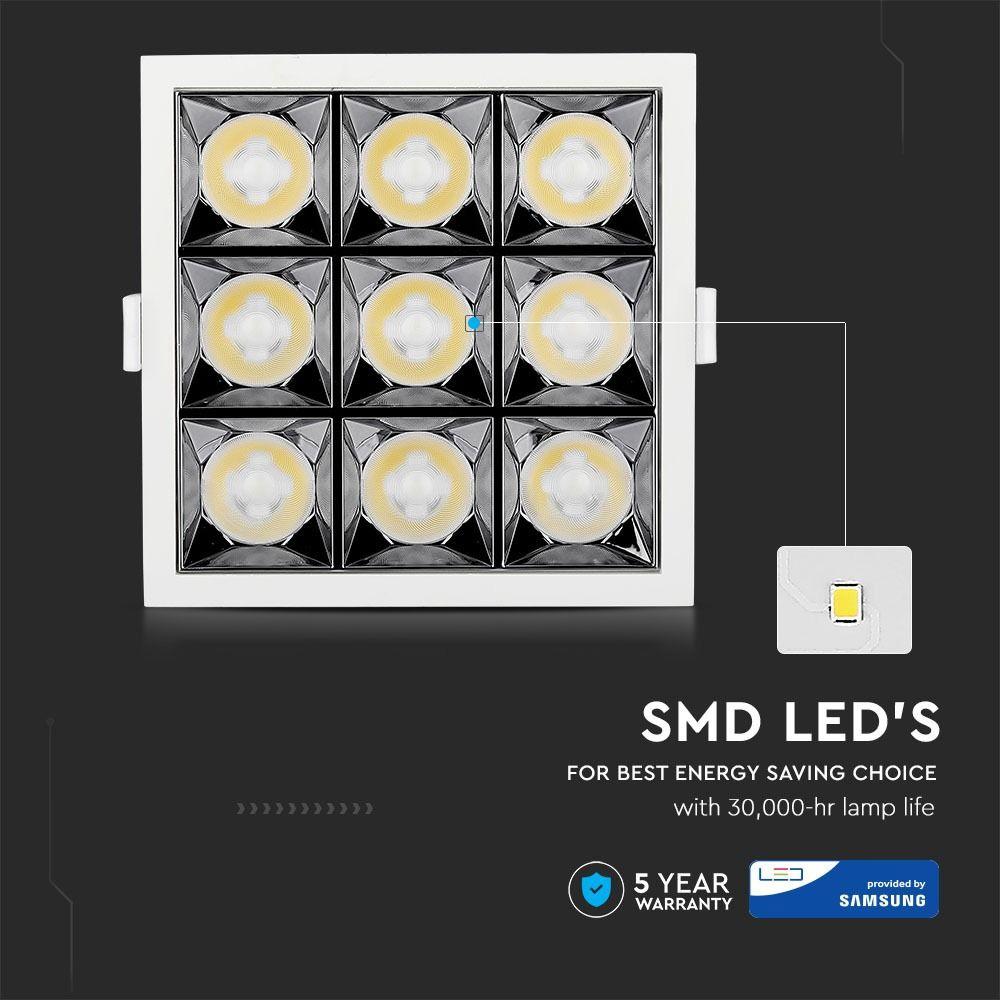 Reflector 38'D 4000K Cip SAMSUNG 36W SMD