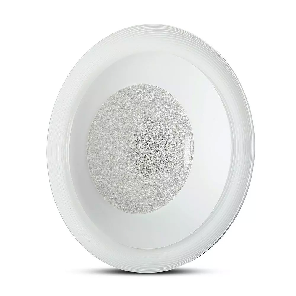 Aplica LED Designer 48W Schimbare cu Telecomanda Cristal Dimabil