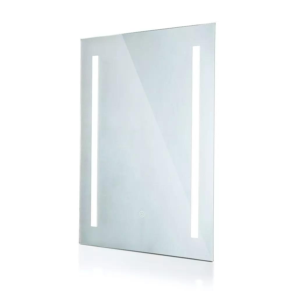 Oglinda Led 6W, 6000 K, Crom, 700x500 mm