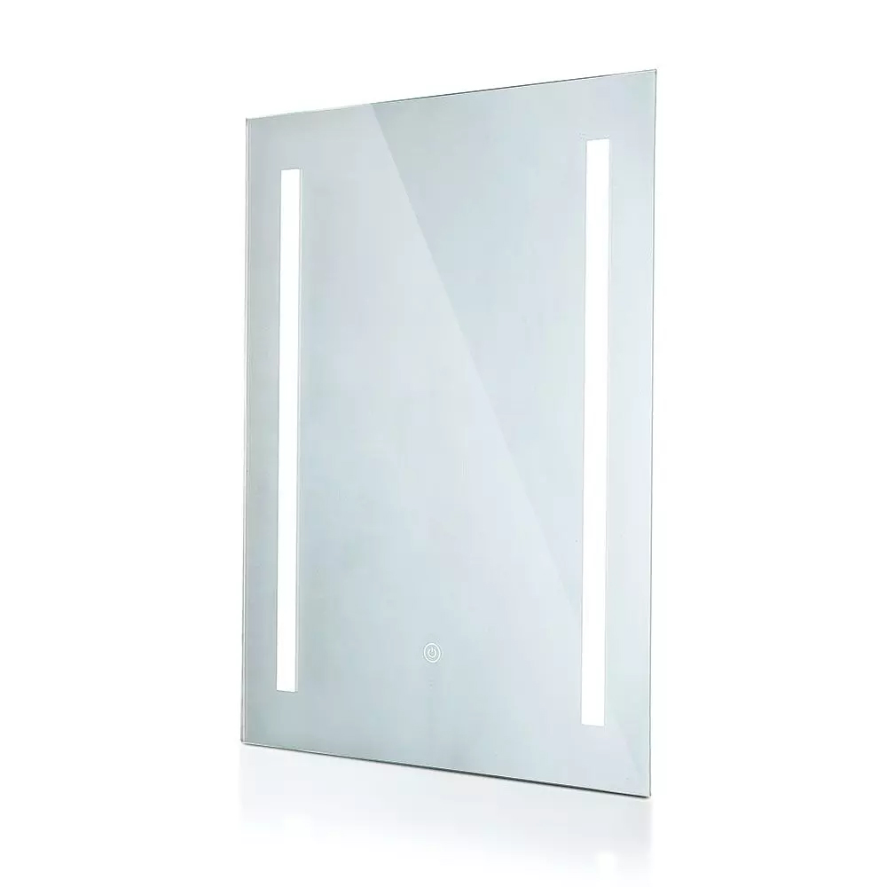 Oglinda Led cu TOUCH 10W, 6000 K, CROM, 700X500