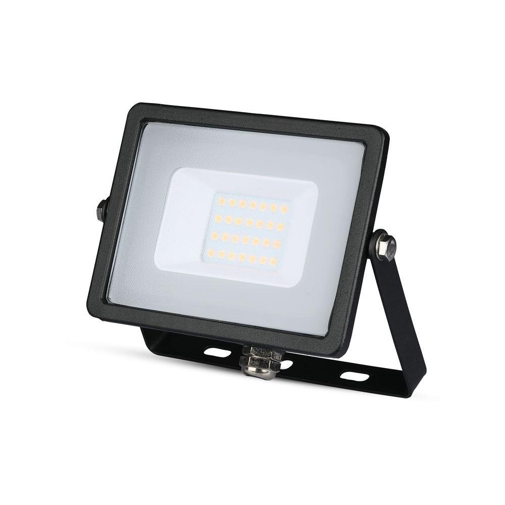Proiector LED 20W, Corp Negru, Lumina Calda CIP SAMSUNG