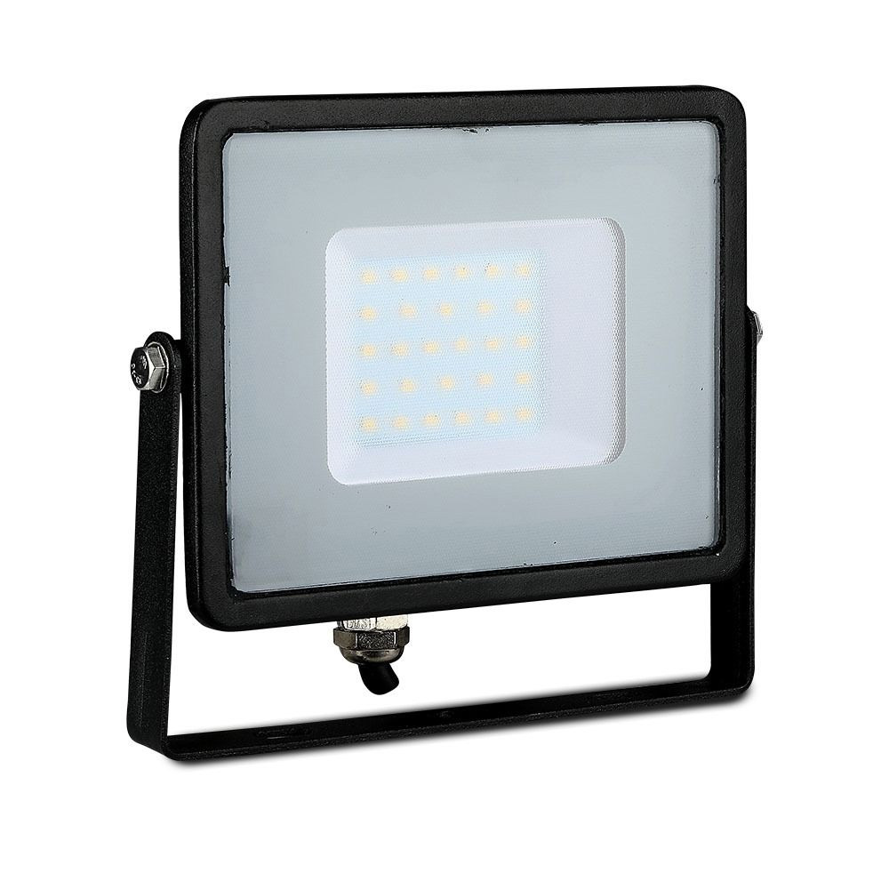 Proiector LED 30W, Corp Negru, Lumina Calda CIP SAMSUNG