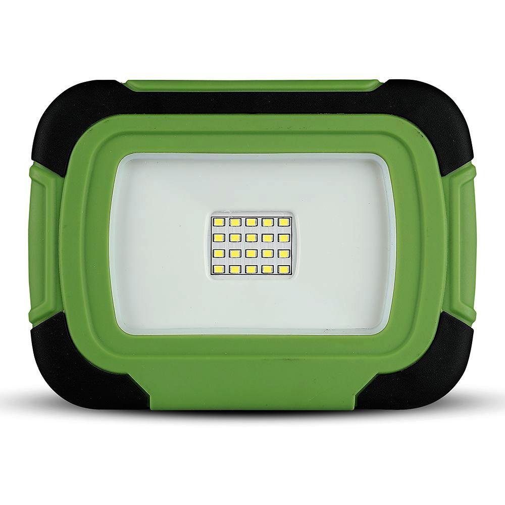 Proiector LED 10W, Reincarcabil, IP44, Lumina Naturala Cu Cip SAMSUNG