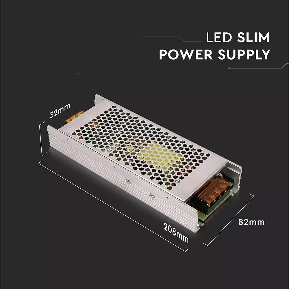 Sursa de Alimentare LED 360W, 24V, 15A, IP20, 5 ani garantie