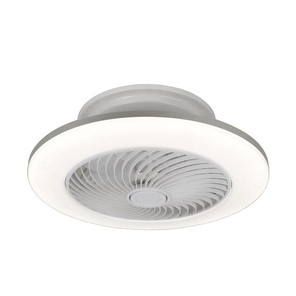 Aplica LED 36W cu Ventilator, 3 temperaturi de Culoare (3000K/4500K/6500K) + Telecomanda, Diam.608mm
