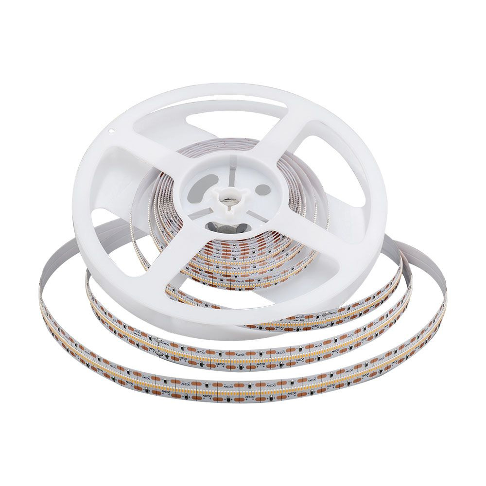 Banda LED 700 LED/M, 24V, IP20, Lumina Rece 6400K CRI>90