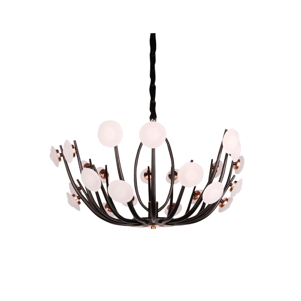 Candelabru LED 7011/24L, 144W, Lumina Naturala 4000K, Dimabil