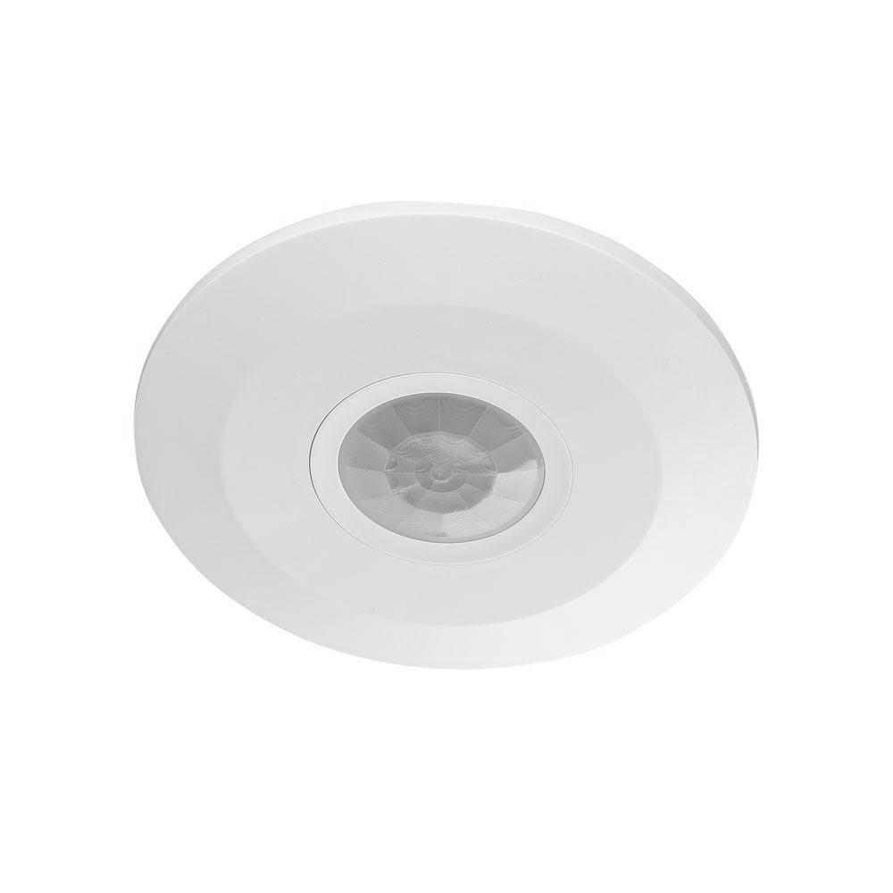 Senzor Alb 360' , Max 1000W LED, RL/SR1009/WH