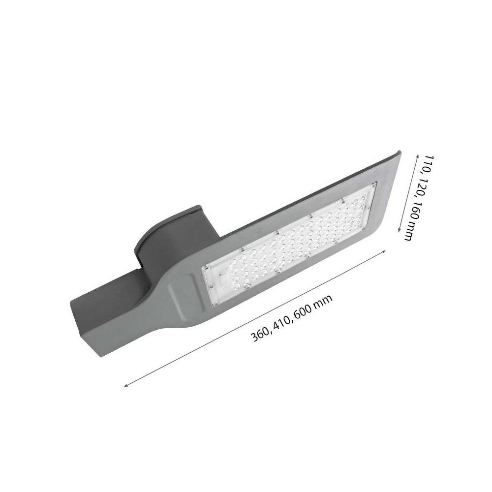 Lampa Stradala GRANADA BASIC 40 W, IP66 , 4800 Lumeni, Lumina Rece