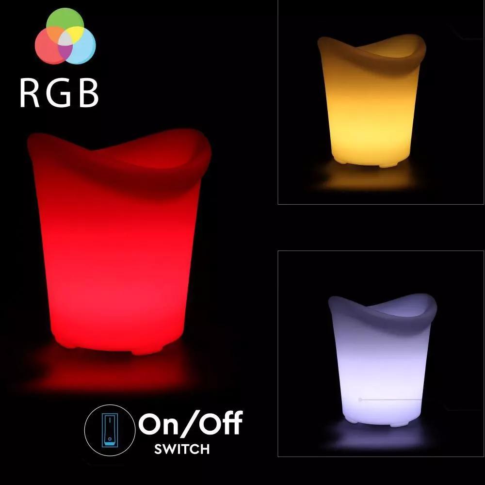 Frapiera LED RGB, 1.5 W