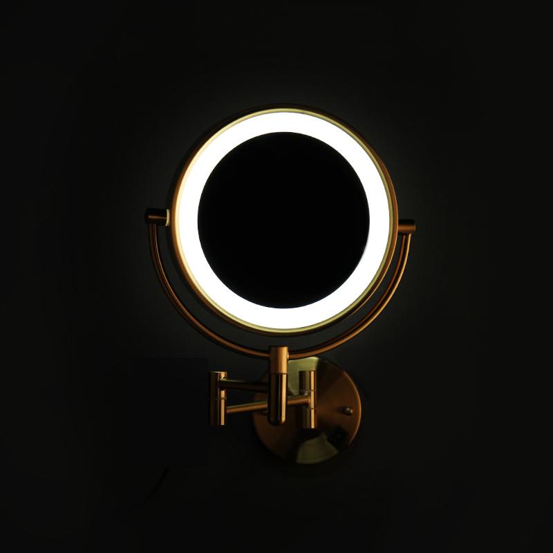 Oglinda cu LED 4W, Lumina Rece