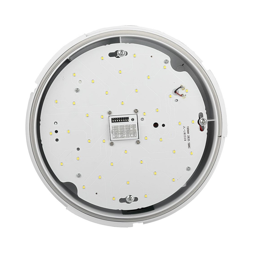 Aplica LED Rotunda 15W cu Senzor Microwave, Lumina Naturala 4000K CIP SAMSUNG
