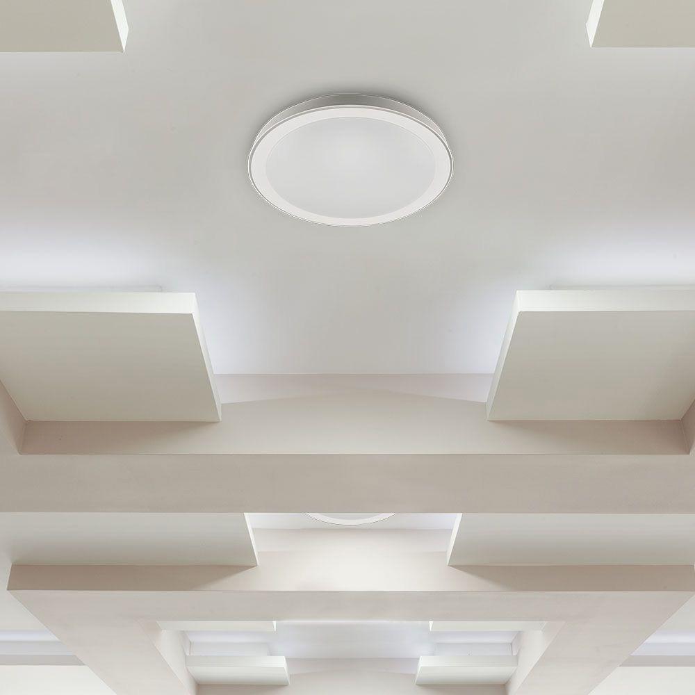 Aplica 40W LED Dimabila Rotunda cu Telecomanda, Diam.350mm, CCT