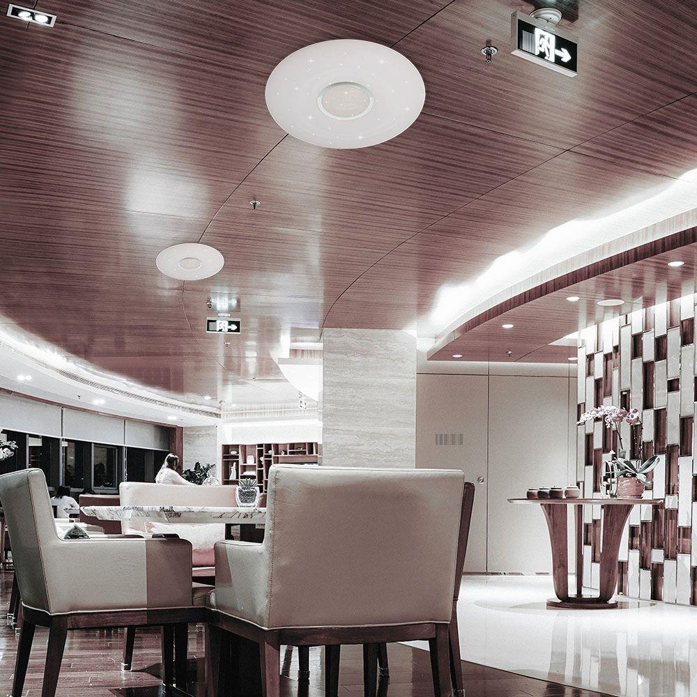Aplica LED Dimabila Rotunda cu Telecomanda, 40W, Diam.350mm, CCT